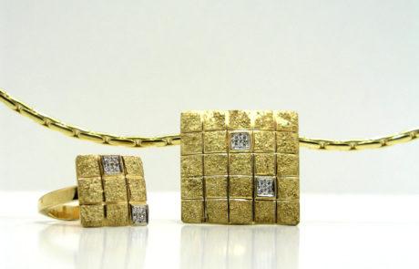 Goldschmuck Umarbeitung Altgold