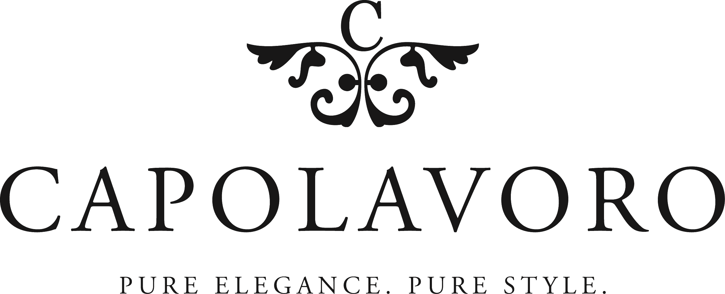 Logo Capolavoro Schmuck