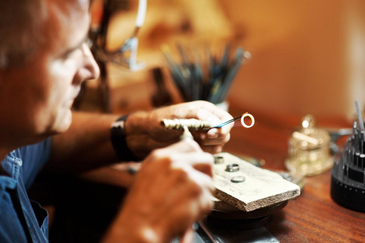 Schmuckdesigner und Goldschmiede