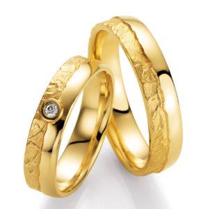 Trauringe Gold Ruesch