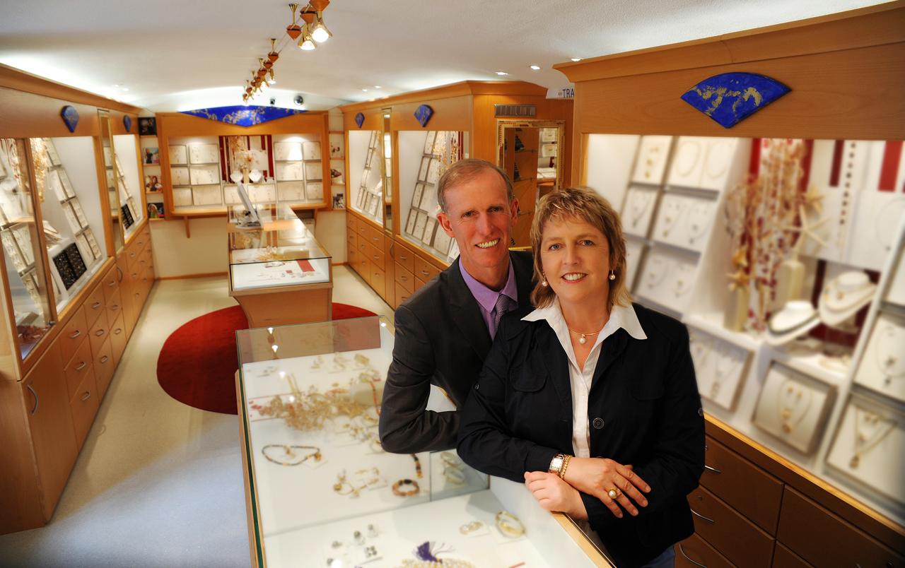 Juwelier Roland und Silvia Schillinger